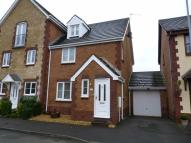 semi detached property in Castell Coch Drive...
