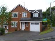 Detached house for sale in Pontymason Rise, Newport