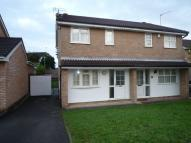 3 bedroom semi detached property to rent in Cresswell Close...