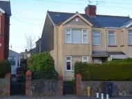 3 bed semi detached house for sale in Wentloog Road, Rumney...