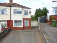 semi detached property in Highlands, Rumney...