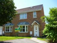 semi detached home in Clos Chappell...