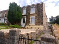 semi detached property in Peniel Green Road...