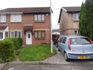 2 bed semi detached house in Llys Dol, Swansea