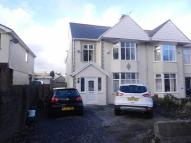 4 bedroom semi detached home for sale in Clasemont Road, Morriston
