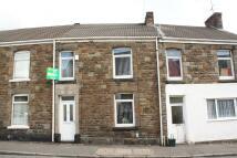 Terraced home in Market Street, Morriston...
