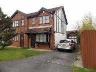 3 bed semi detached property in Parc Y Delyn...