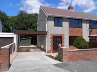 3 bed semi detached house for sale in Y Gwernydd, Glais...