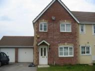 3 bedroom semi detached home to rent in Lon Enfys, Llansamlet...