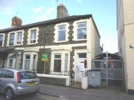 3 bed End of Terrace house to rent in Kings Road, Canton...