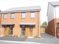 2 bedroom semi detached home in Bartley Wilson Way...
