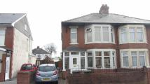 3 bedroom semi detached property for sale in Avondale Crescent...