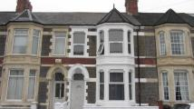 Flat for sale in Theobald Road, Cardiff