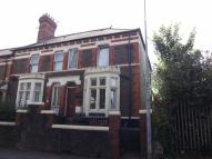 3 bedroom End of Terrace house to rent in Llandaff Road, Canton...