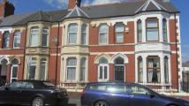 Terraced home to rent in Hanover Street, Canton