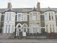 4 bedroom Terraced property to rent in Lansdowne Road, Canton...