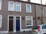 Terraced home in Carmarthen Street...
