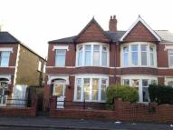 semi detached property to rent in Lansdowne Road, Canton...