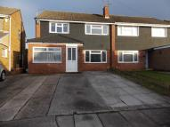 4 bedroom semi detached property for sale in Barnwood Crescent...