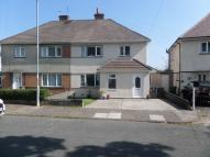 4 bed semi detached house for sale in Frewer Avenue, Fairwater...