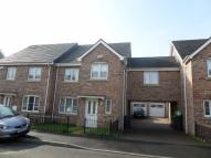 3 bedroom End of Terrace property to rent in Heol Yr Odyn, Caerau...