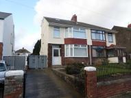 5 bedroom semi detached house in Bwlch Road, Fairwater...