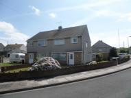 3 bed semi detached house for sale in Cae Newydd Close...