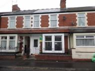 Terraced property in Staines Street, Canton...