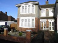 semi detached property in Manor Way, Whitchurch...