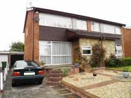 4 bed semi detached property in Phillip Close, Rhiwbina...