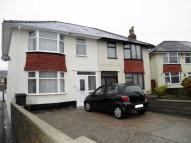 semi detached house in Groveland Road...