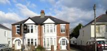 4 bed semi detached home for sale in Manor Way, Whitchurch...