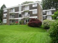 Flat for sale in Lynwood Court...