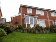 3 bedroom semi detached home for sale in Ty Rhiw, Taffs Well...