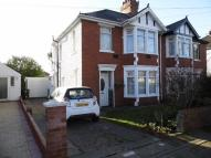 semi detached house for sale in Manor Way, Whitchurch...