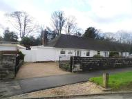 Semi-Detached Bungalow in Pantgwynlais...