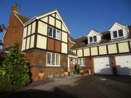 Detached home for sale in Heol Pearetree...