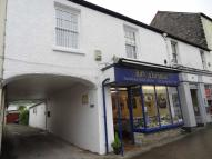 Flat to rent in High Street, Cowbridge...
