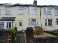 Terraced property in Gladstone Road, Barry...