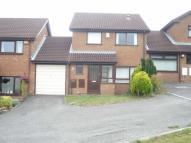 3 bedroom Link Detached House in Wellfield Court, Barry...