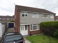 3 bedroom semi detached home to rent in Coed Y Capel, Barry...