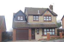 Detached house in Bryn Siriol...