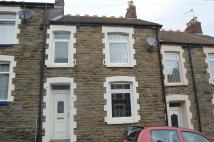 Terraced house in Herbert Street, Brithdir
