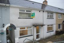 Terraced home to rent in Albertina Road, Treowen