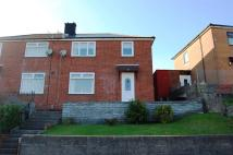 3 bedroom semi detached property for sale in Heol Derw, Hengoed