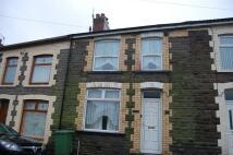 3 bed Terraced house in Moorland Road, Bargoed