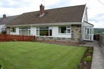 Semi-Detached Bungalow in Hillside Park, Bargoed