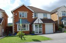 4 bedroom Detached property in Bramblwood Court, Pengam