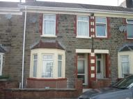 Terraced home in Pengam Street, Pengam