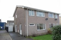 semi detached property to rent in Penderi Close, Oakdale